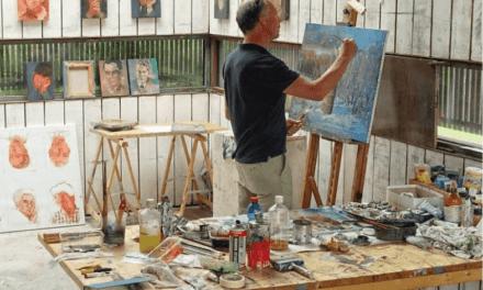 Dipingere il ricordo – Intervista a ERWIN VAN KREY