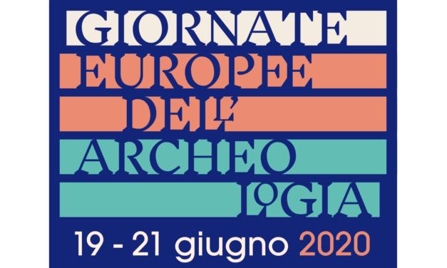 SAVE THE DATE | 19-21 GIUGNO 2020 | GIORNATE EUROPEE DELL'ARCHEOLOGIA | DIREZIONE REGIONALE MUSEI LOMBARDIA