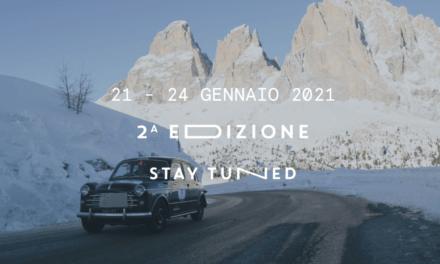 Ufficializzate le date della seconda edizione della Coppa delle Alpi by 1000 Miglia