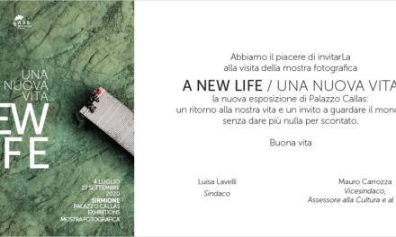 A NEW LIFE / UNA  NUOVA VITA