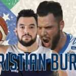 Big news come true: bentornato a Brescia, Christian Burns