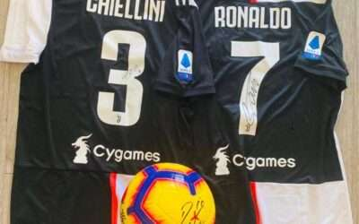 DA RONALDO A BUFFON, NOTTE DI GALA CON ALL STARS FOR GOOD PER BENEFICENZA