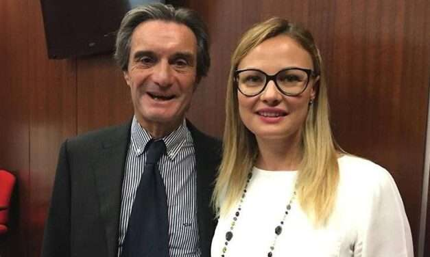 SIMONA TIRONI CONFERMATA ALLA VICEPRESIDENZA
