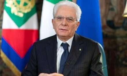 Brescia | 18 maggio 2021 | Il Presidente della Repubblica italiana Sergio Mattarella in visita ai Musei di Brescia