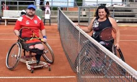 Partenza super per i Campionati Regionali di tennis in carrozzina: Active Sport 'A' è già in semifinale